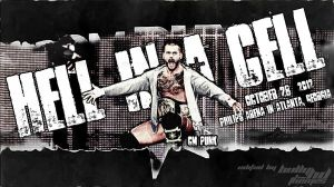 Hell in a cell 2012 Custom Wallpaper v2 by themesbullyhd