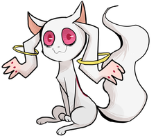 Kyubey by Takasobe
