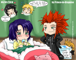 Athrun and the Chibi Medicine by Prince-in-Disguise