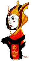 Marker: Queen Amidala by KidNotorious