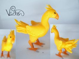 Chocobo by VictorCustomizer