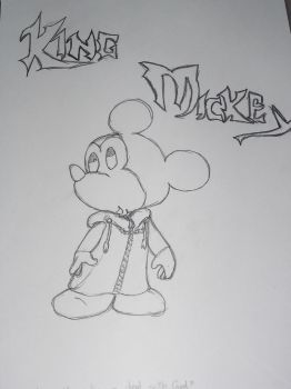 Organisation Mickey by VenDuckie