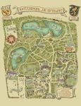 Efteling Map 1972 by TheoVision
