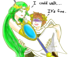 Kid Icarus by 3-Minute-Noodles