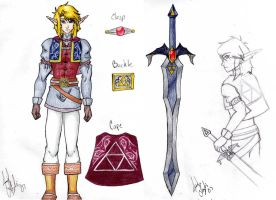 Contest- New Link Design by FalluVaud