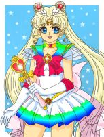 Super Sailor Moon by Sailor-Serenity