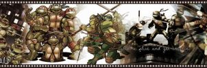 TMNT: The Lair by Drusilla52