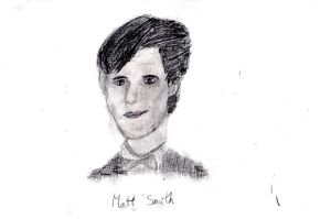 Matt Smith by Ruth-1