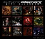 Autumn Country 2010 Calender by Rickbw1