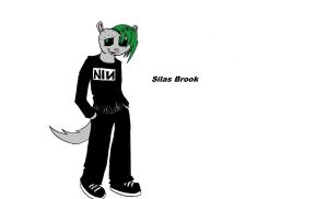 New OC- Silas Brook by Agent-Eli