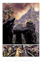 Barbarian opening by JSA
