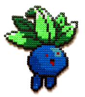 #043 - Oddish by Aenea-Jones