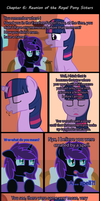 Past Sins: Reunion of the Royal Pony Sisters P11 by SaturnStar14
