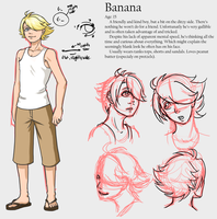 JAM Profile: Banana by Silver-Solace