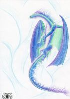 Wind dragon by dragonis1