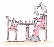 Chess by kougrapaw