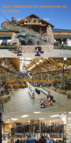 A Trip To Cabelas part 1 by Screamingmaddog5521
