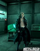 MGS Liquid Snake by Jonneh86