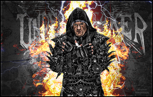 The Undertaker Signature by SoulRiderGFX
