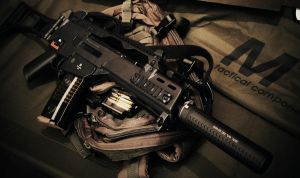 Tac G36 Airsoft by weiserhei