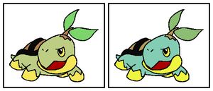 387 Turtwig by ProjectPokemon