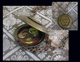 Locket of Destiny by hermitchild