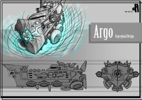 Contest! Argo! by AaronQuinn