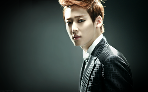 'Stop Girl' Wallpaper Series: Kevin Woo by seopsquared