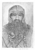 Gimli by benskywalking