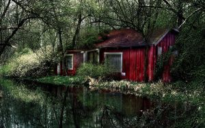 Red House by GypsyH