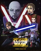 The Clone Wars: Power Projection by rayn44