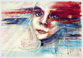 Daughter of the sky by jane-beata