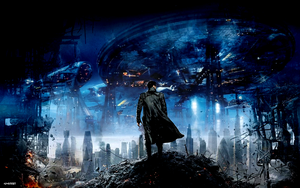 Star Trek - InTo Darkness Wallpaper by elclon
