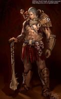 warrior by GooDHopE