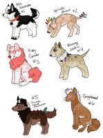 Dessert Doggies 1/30/2014 - OPEN by Railguns