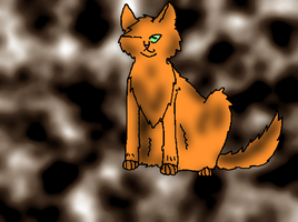First Cat Ever by BrokenLuv99