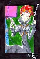 Jack Spicer by PiccoGirl