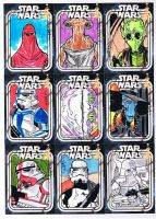 SW Fan Days 2 cards 02 by Hodges-Art