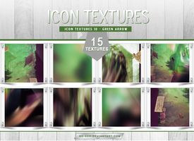 Icon Textures 10 - Green Arrow by nk-ash