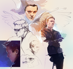 Hawkeye sketchdump2 by Syllirium