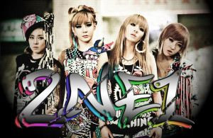 2NE1 - Ugly Wallpaper by AHRACOOL