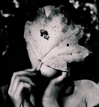 Leafmask by Cambion-Art