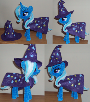 How about...Trixie by PonyCrafter