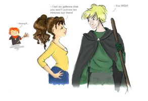 Every Quidditch Game by HannaMaja