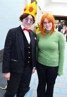 Simon and Betty Cosplay by Donotquestionme