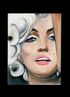 MarilynMonroe by Frenchtouch29