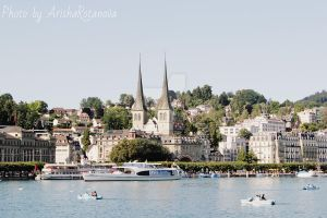 Lucerne. Swiss. by ArishkaRotanova