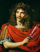 Psycho Moliere by Gragalit