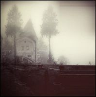 a haunted II by covanea