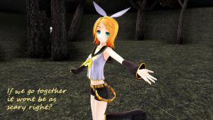 MMD If we go together by TechnologicalCat